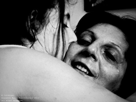 Amore materno.