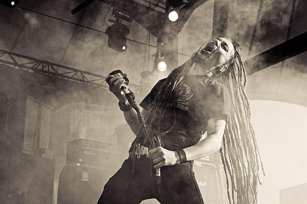 Amorphis @ Rock Hard Festival 2008