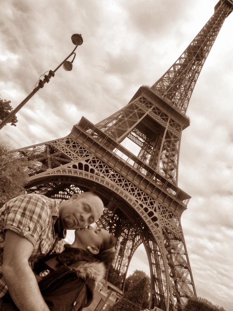 Amour dans Paris
