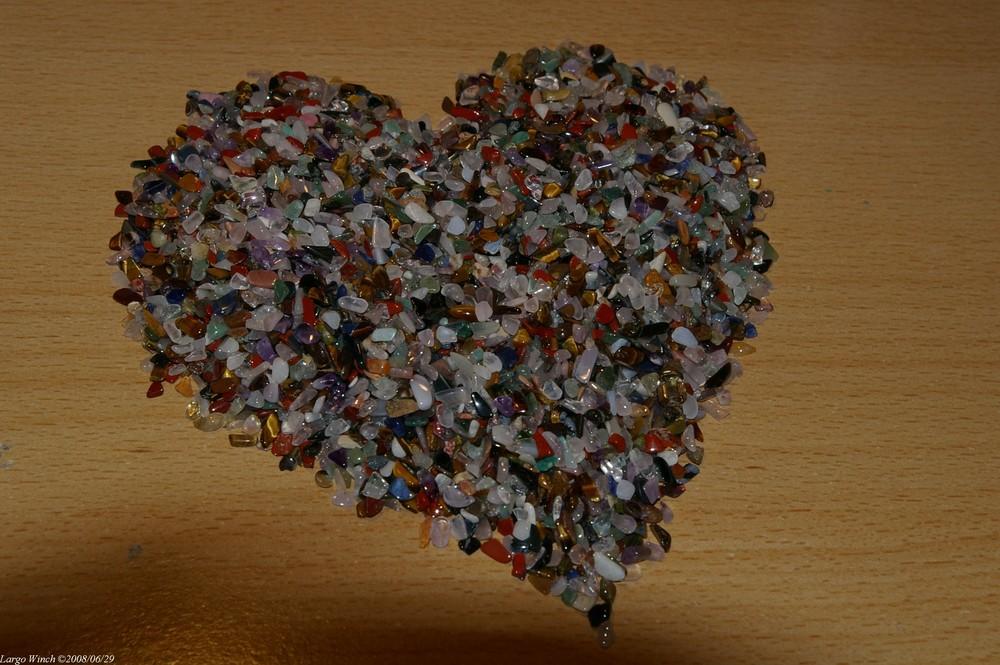 amour des minéraux