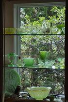 Amour du vert & du verre