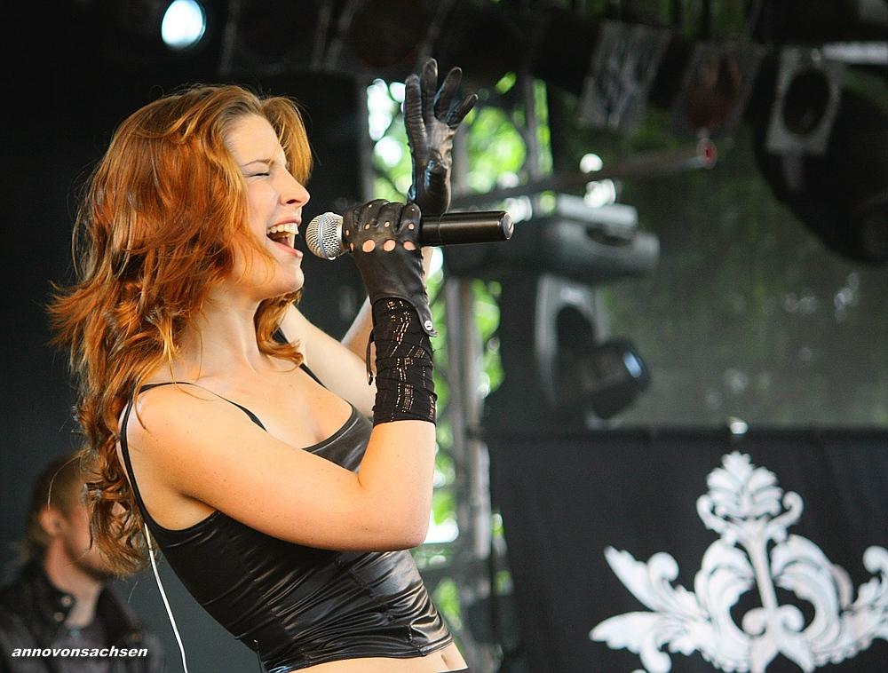 Amphi 2009 - Delain - Charlotte W.