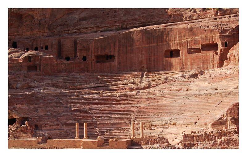 Amphi Theater in Petra