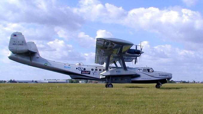 Amphibienflugzeug Dornier 24 ATT