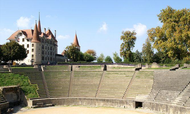 ~Amphitheater Avenches/Schweiz~
