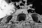 Amphitheater in Arles