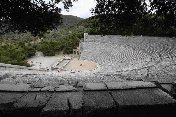 Amphitheater von Epidaurus