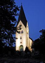 Amrum-Nebel-Kirche