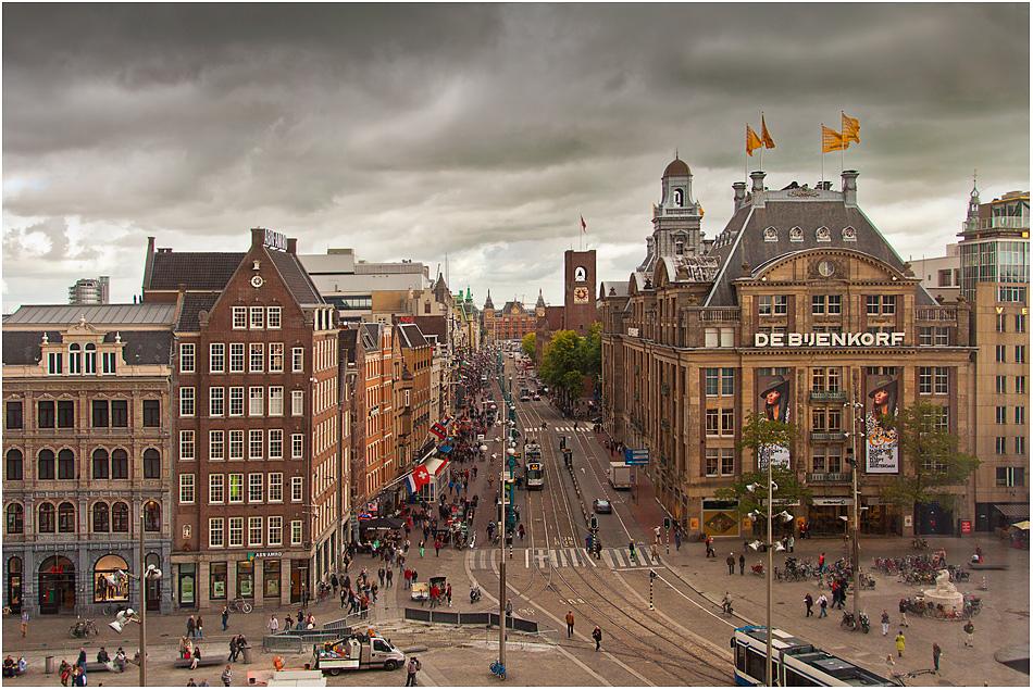 ... Amsterdam ....