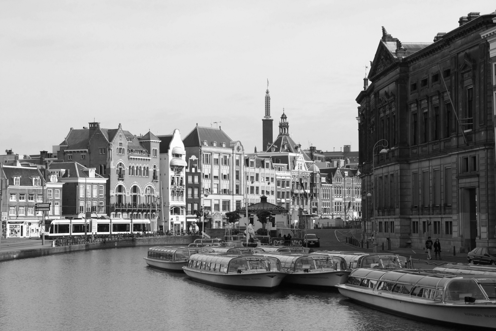 Amsterdam bei Tage