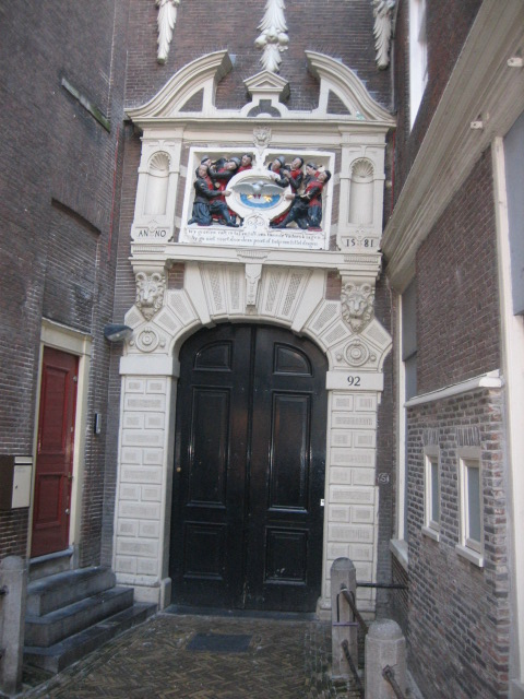 Amsterdam city Centr