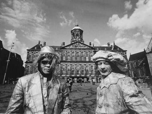 Amsterdam-De Dam