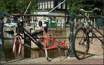 Amsterdam - gut angebunden und doch geklaut