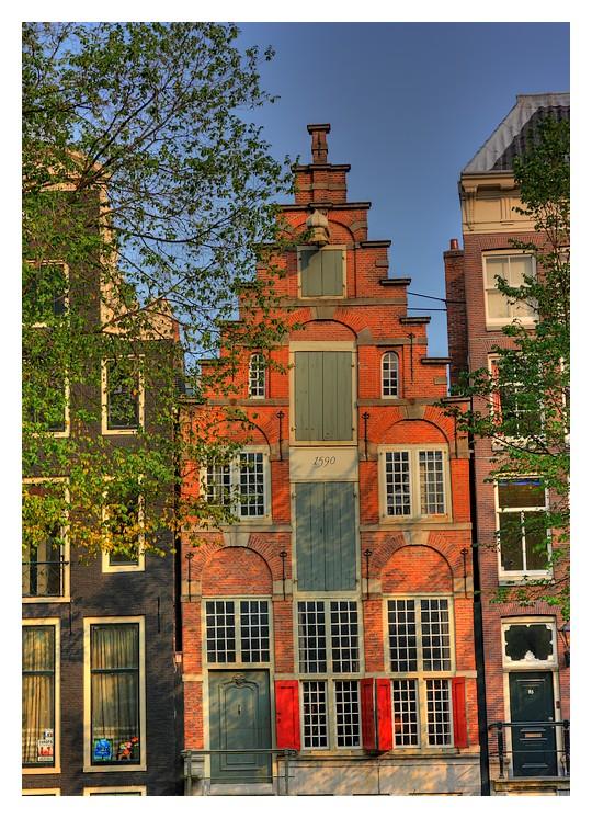 Amsterdam HDR