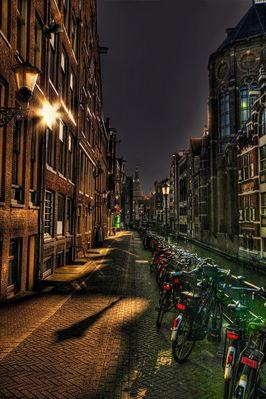 Amsterdam Jour de la St-Patrick