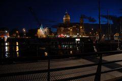 Amsterdam @ Night