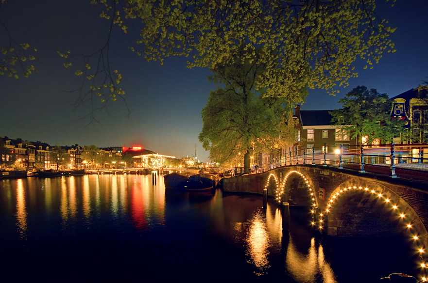 Amsterdam @Night I