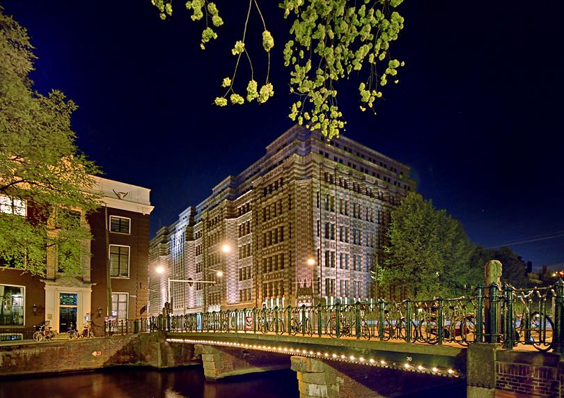 Amsterdam @Night II (RELOAD)