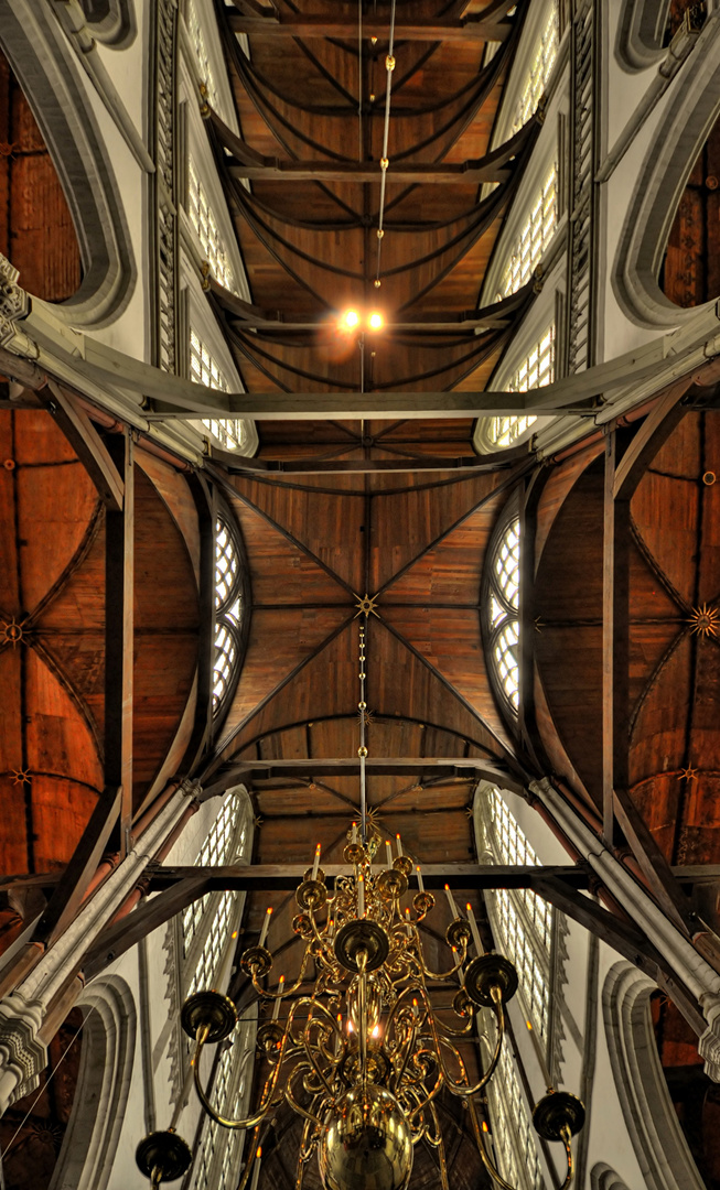 Amsterdam . Oude Kerk
