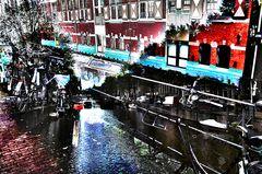 Amsterdam schrill und bunt #  6001-6005