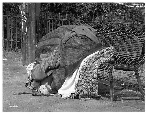 Amsterdam sleeping