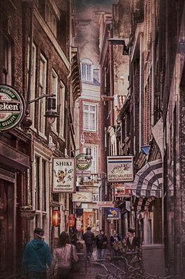 Amsterdamer Gasse