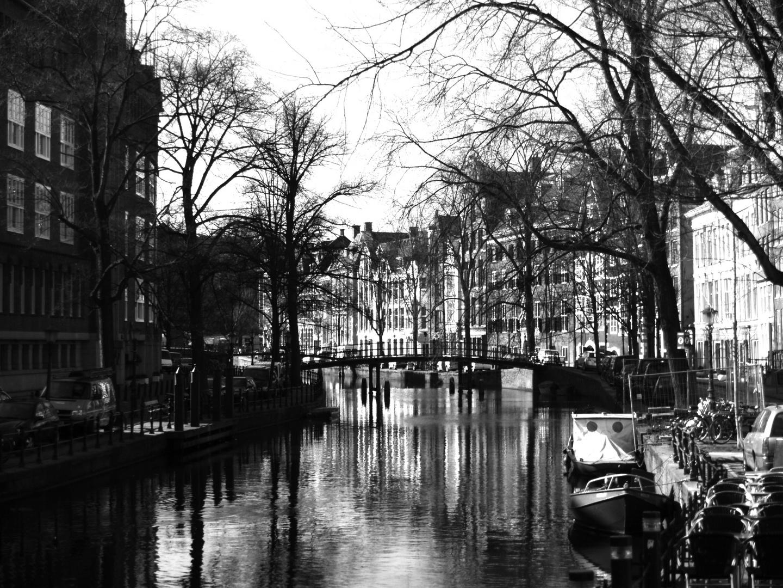 Amsterdamer Gracht S/W