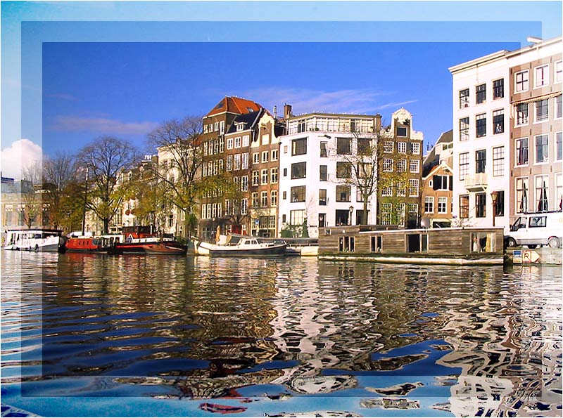 Amsterdamer Impressionen