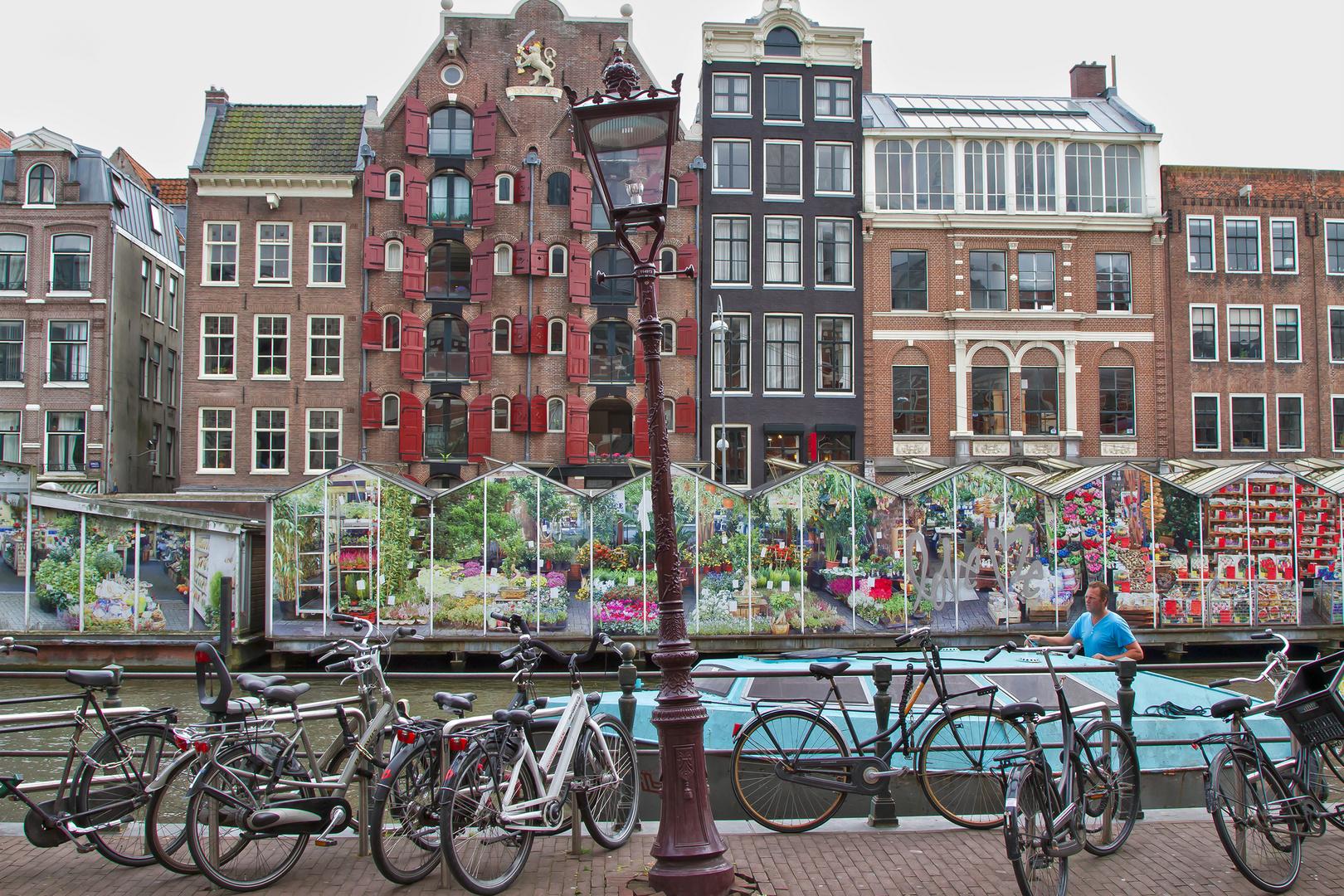 Amsterdamer Schnäppchenjagd