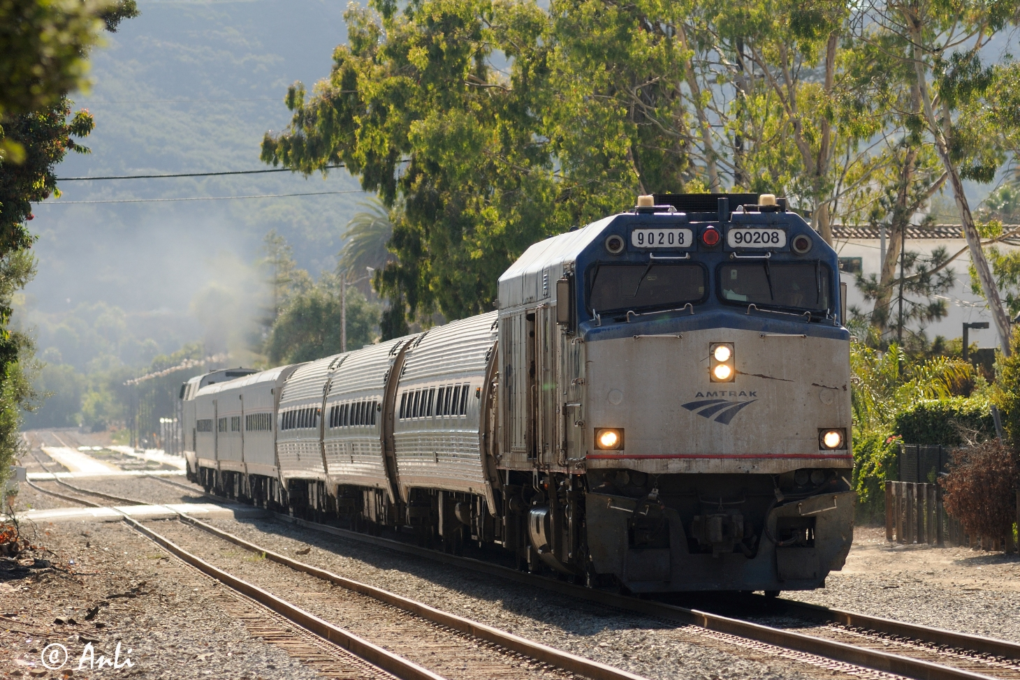 Amtrak in Santa Barbara