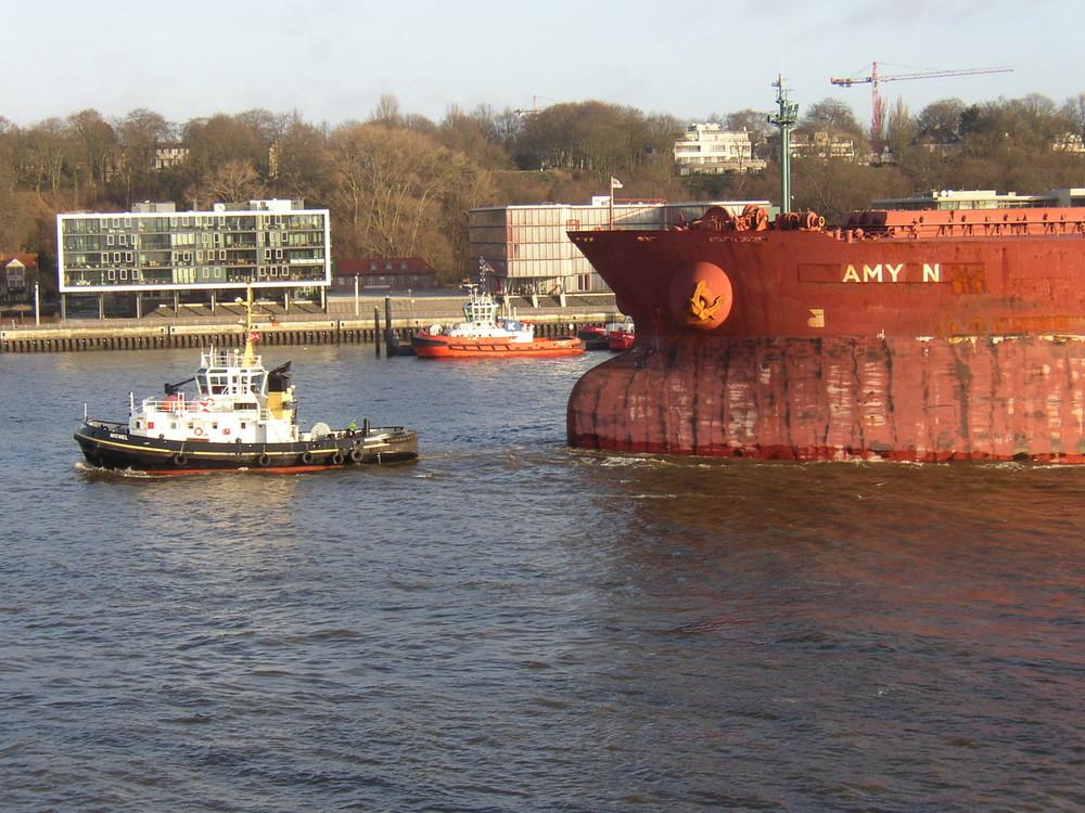 Amy N in Hamburg