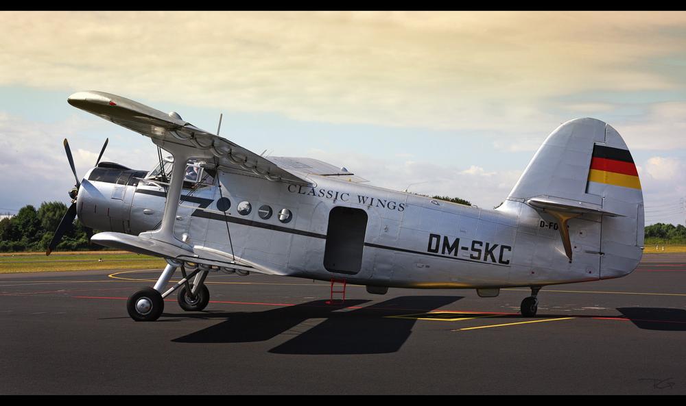 AN-2TD (D-FONC)