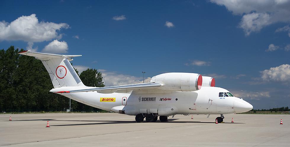 AN-72 Boogie 2008....