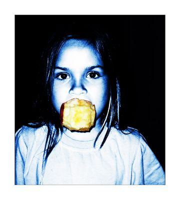 :: an apple a day keeps the doctor away (und ruhig ist's auch) ::