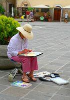 An Artist in Montefalco