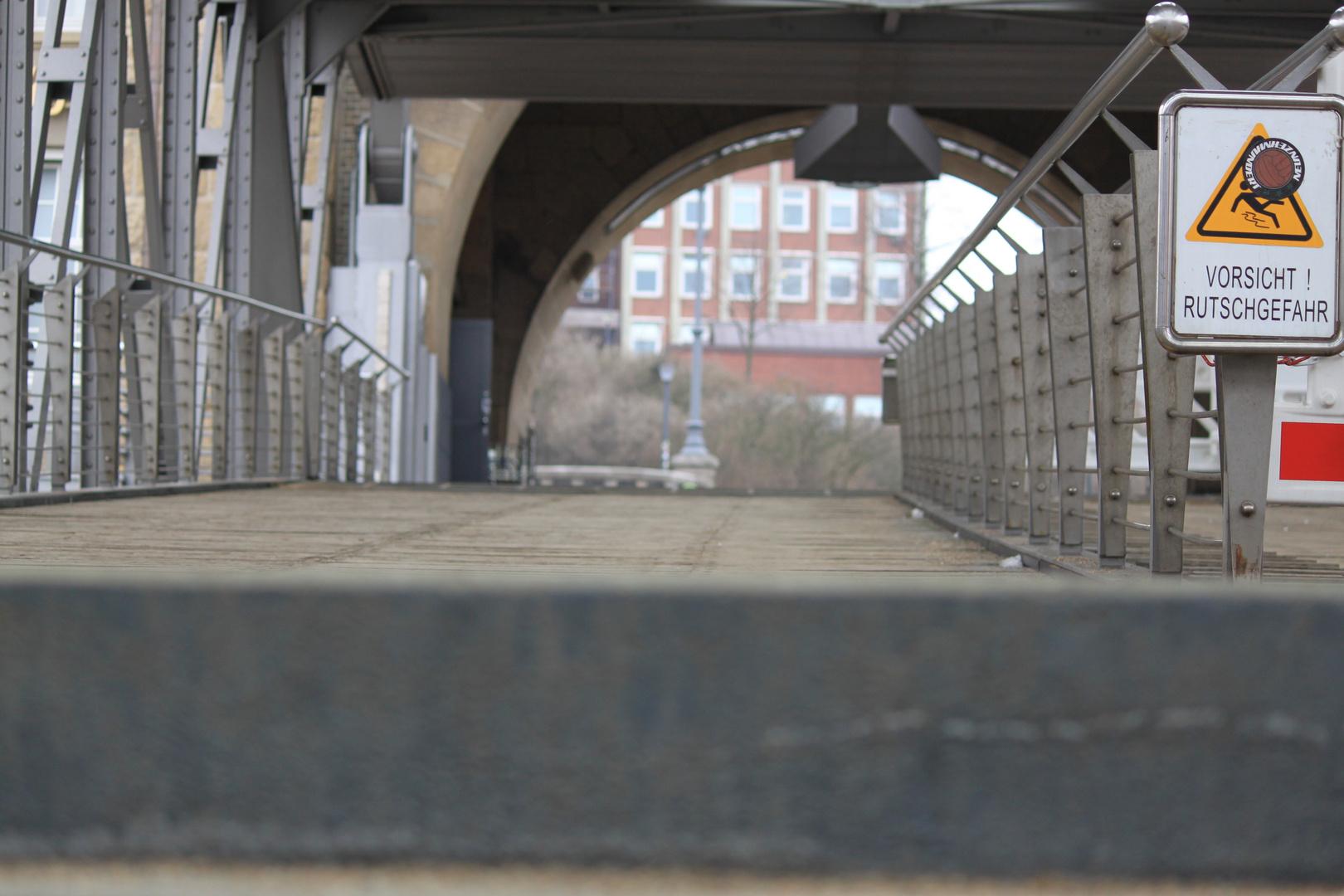 An den Landungsbrücken