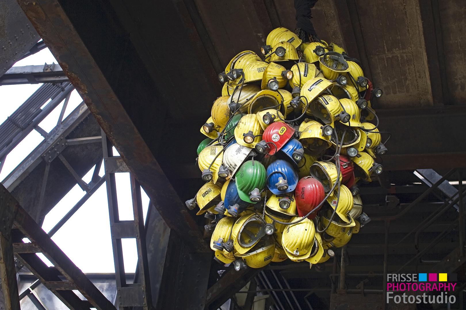 An den Nagel gehängt. Bergbau im Ruhrgebiet