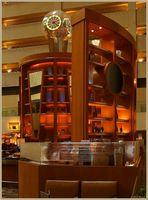 An der Bar im Marriott.... 2.Tag - 15.20 pm