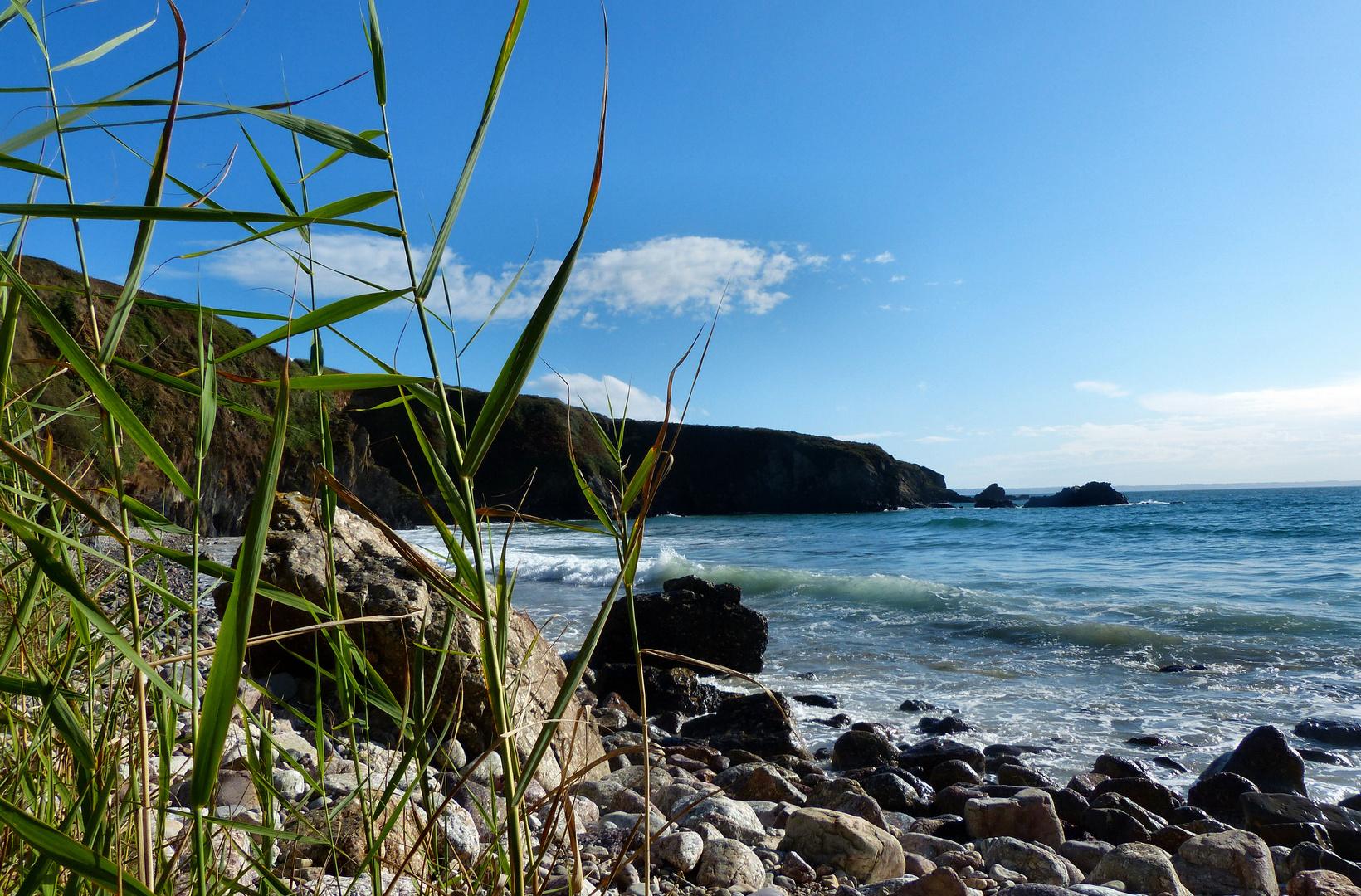 An der Bretonischen Küste