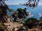 An der Costa Brava in Spanien