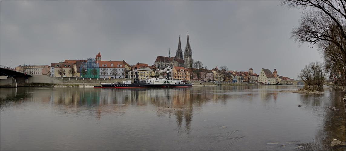 An der Donau - Regensburg