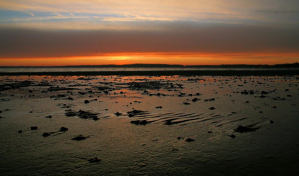 An der Eckernförder Bucht - Ostsee