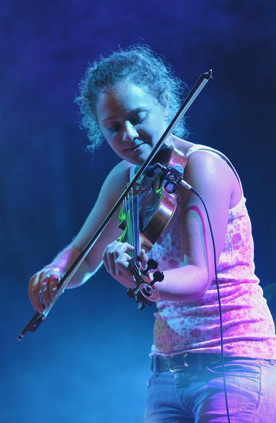 an der fiddle