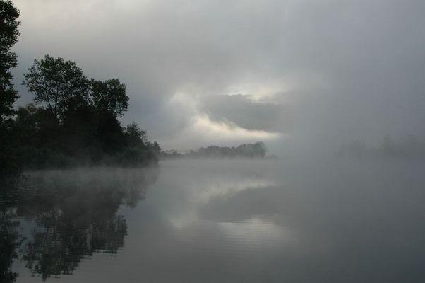 An der Grenze zum Nebelreich