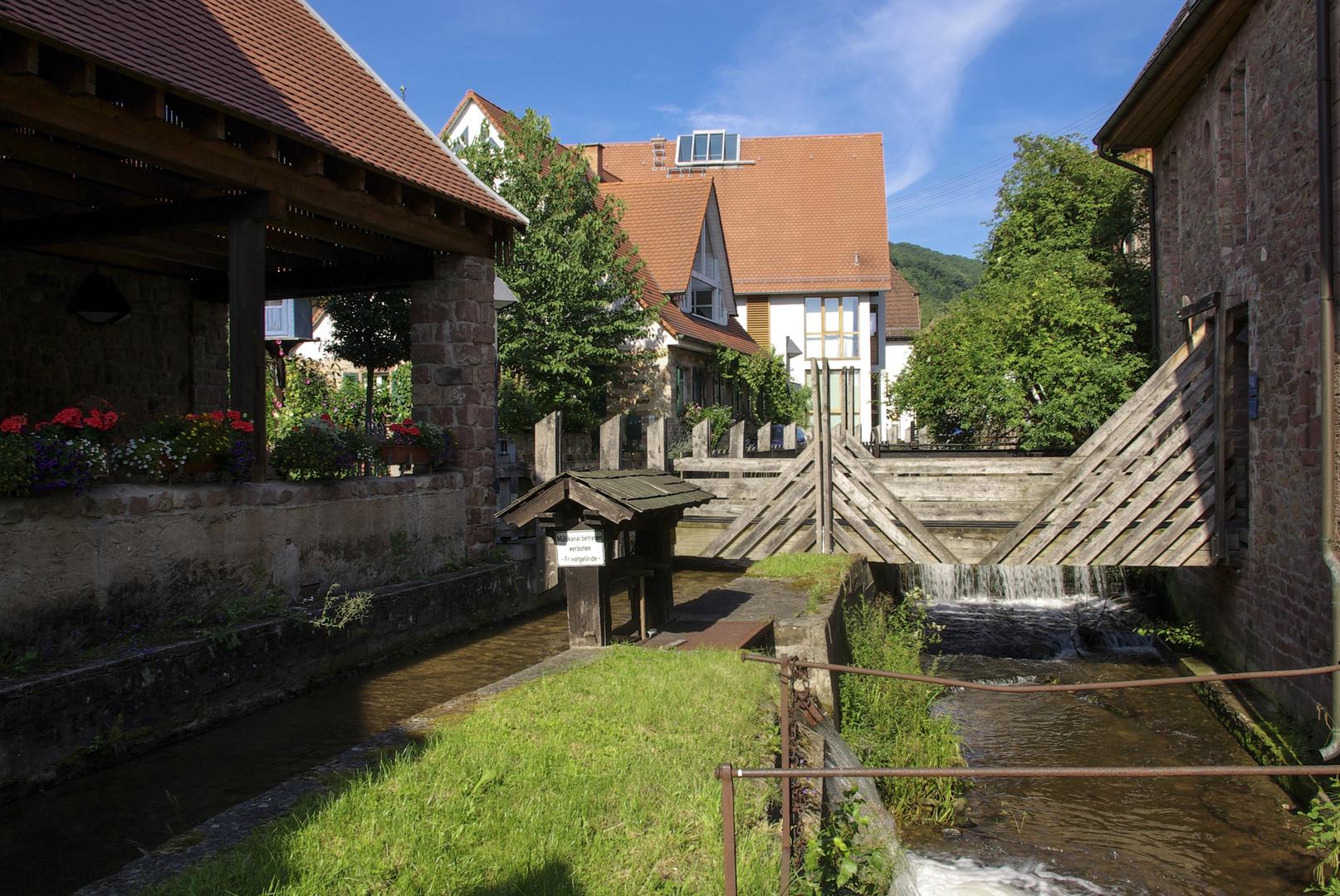 An der Kanzelbach