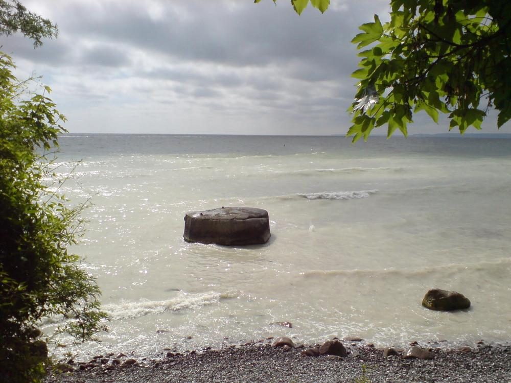 An der Kreideküste