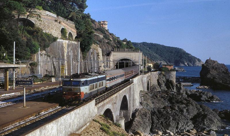 An der Ligurischen Küste