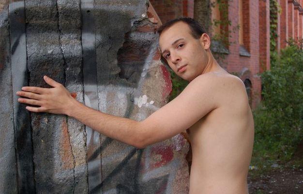An der Mauer