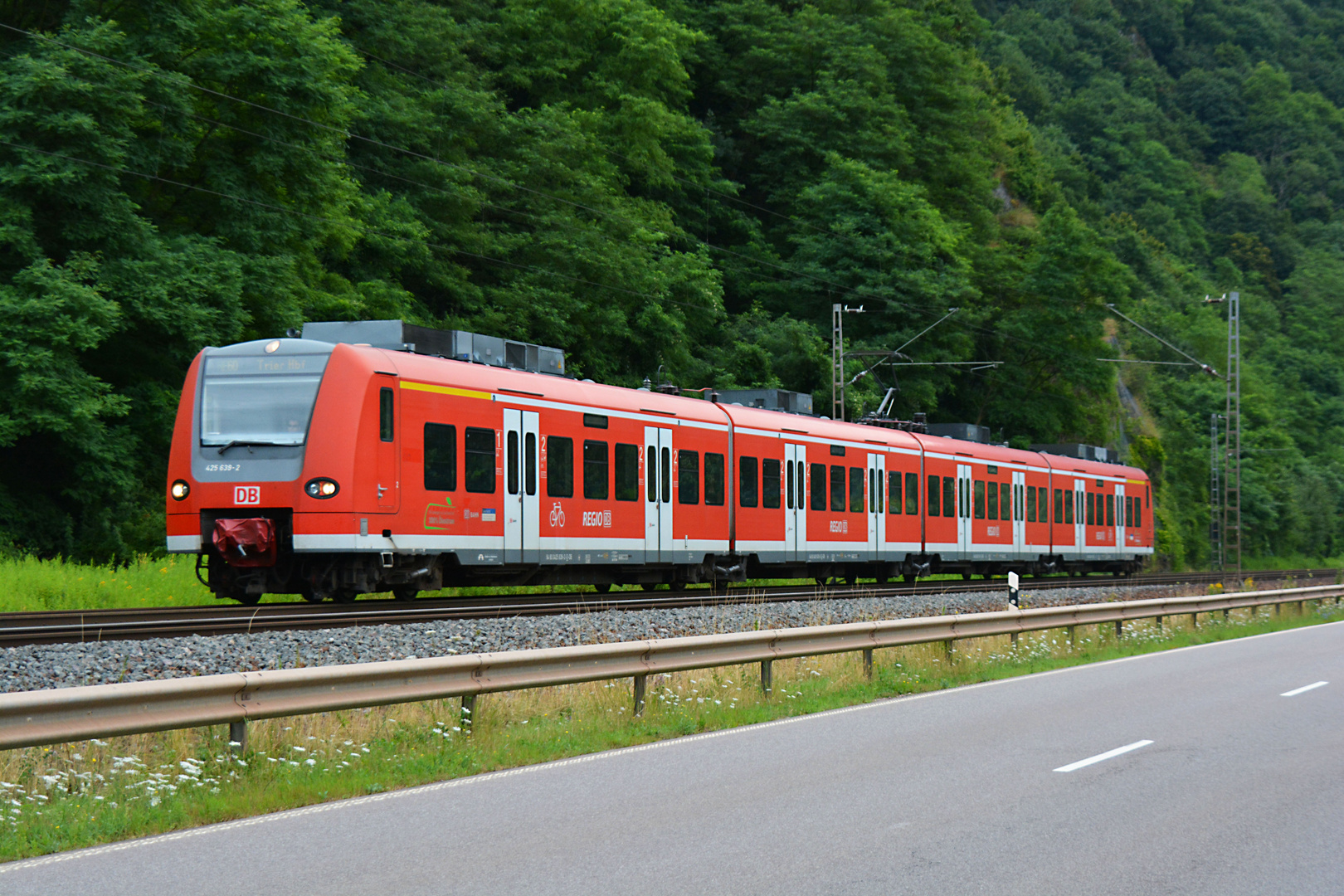An der Moselbahn Part VIIII