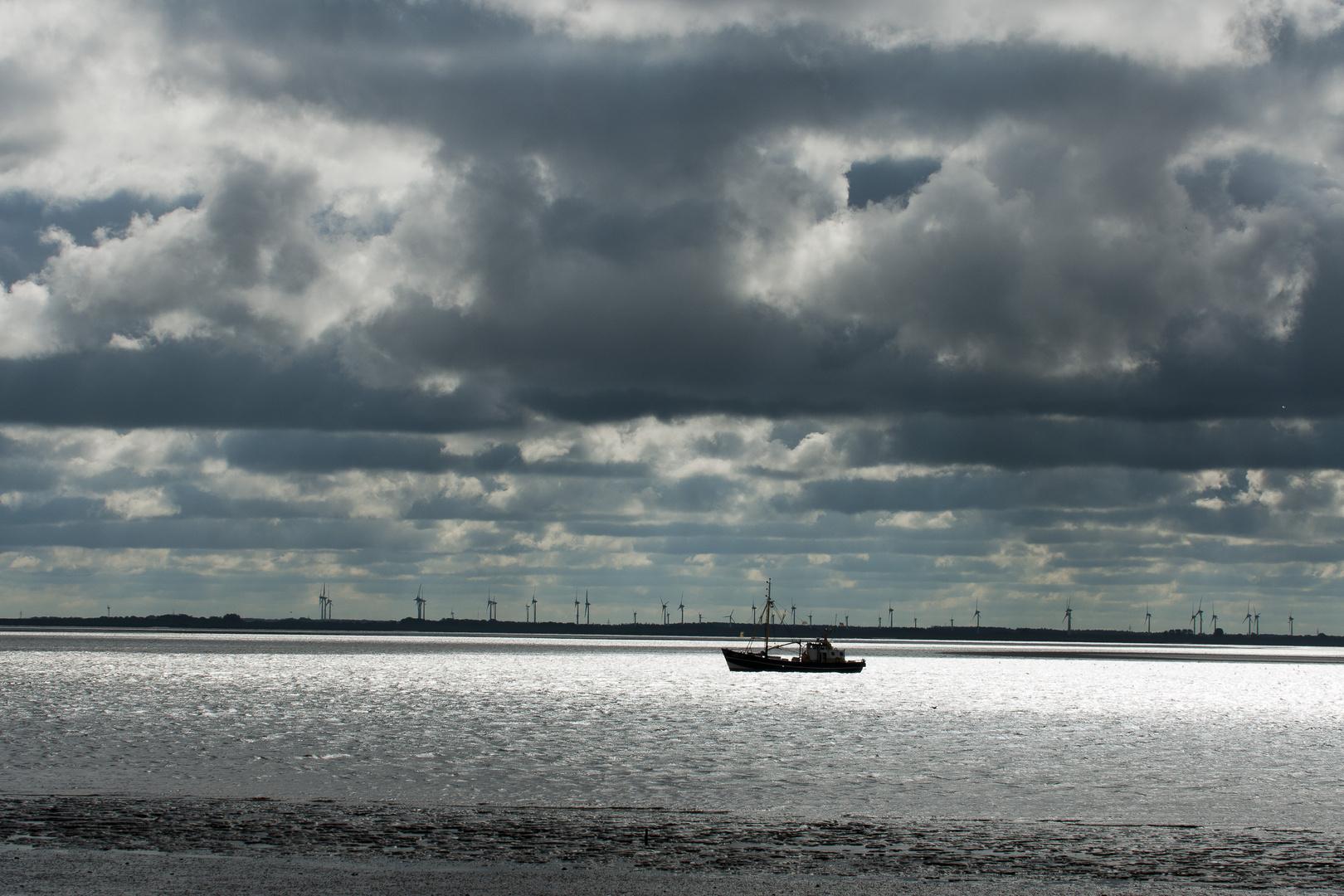 An der Nordseeküste 1